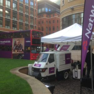 Branded Pop-Up Events