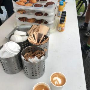 Hire Barista Coffee & Breakfast Service